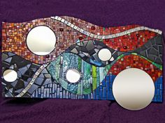 "Mosaic - ""Hot and Cold"" - Alicia Becknauld"