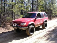 1 My Dream Car, Dream Cars, Trophy Truck, Ford Explorer, Pickup Trucks, Dune, Offroad, Old School, Camping