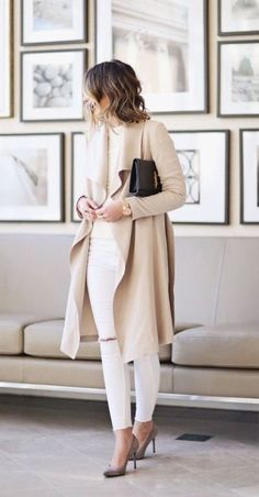 White and cream | You can find this and many other looks at => http://feedproxy.google.com/~r/amazingoutfits/~3/Wl3OEdHQZuw/AmazingOutfits.page