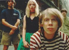 Sonic Youth - Scanned by Betheriel
