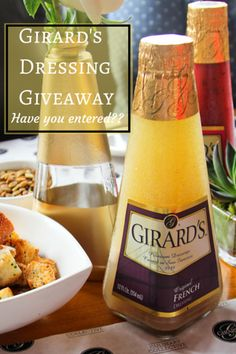 Girards Dressing Giveaway... what would you do with your care package? 20 kits to give away... have you entered??!! #girardscc #giveaway