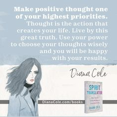 Dealing with tough times? This book SPIRIT TRANSLATOR will help you to think more positively. Highly recommend! #positivethinking #positivity #positivequotes Positive Thoughts, Positive Quotes, Tough Times, Priorities, Create Yourself, This Book, Spirit, Positivity, Faith