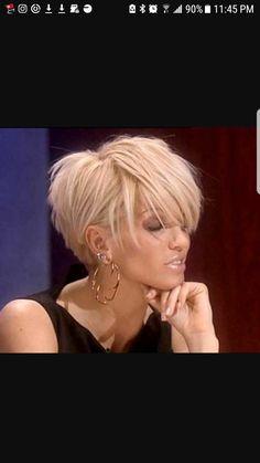 Short hair cuts for females - New Hair Styles ideas Popular Short Hairstyles, Girls Short Haircuts, Cool Hairstyles, Bob Haircuts, Hairstyles 2016, Short Choppy Hairstyles, Haircut Bob, Hairstyle Ideas, Hairstyle Short Hair