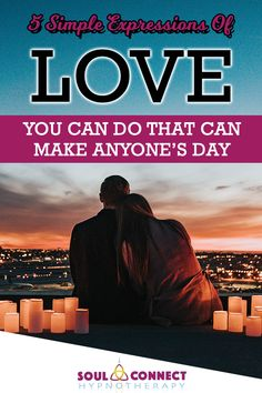 Expressing love on a daily basis with people you see all the time can be hard. Read this to learn simple expressions of love that you can do with everyone.