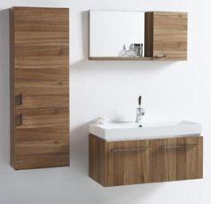 mueble melamina bacha baño - Buscar con Google