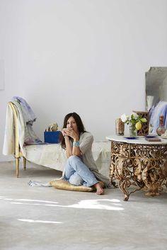 the style saloniste: Designer/Artist I Love: Carolyn Quartermaine — Style and Inspiration