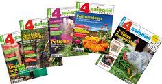 les 4 saisons du jardin bio n 186 janvier f vrier 2011 jardinage les 4 saisons du jardin. Black Bedroom Furniture Sets. Home Design Ideas