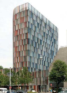 KfW Westarkade building, Frankfurt | Incredible Pictures
