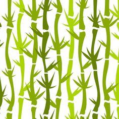 Motif BAMBOU, à retrouver et personnaliser sur www.deco-tissus.com