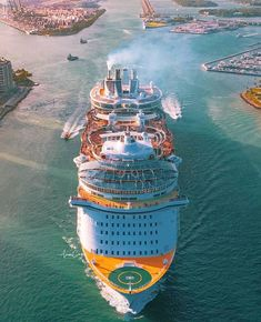 """Outstanding """"Royal Caribbean ships"""" detail is offered on our site. Check it out and you will not be sorry you did. Royal Caribbean Ships, Royal Caribbean Cruise, Cruise Travel, Cruise Vacation, Cruise Ship Pictures, Sailboat Yacht, Best Cruise Ships, Yacht Cruises, Royal Caribbean International"""