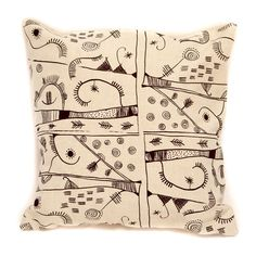 Cushion Covers ~ Mbuti Stick