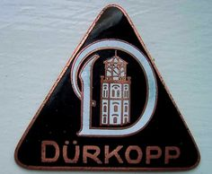 La marque automobile Allemande de voitures Durkopp - Voitures particulieres fut fondée en 1899 et cessa sa production de voitures en 1927.