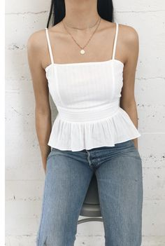 outfits teenage 190 Best Outfits for girls images in 2019 Cool Summer Outfits, Cute Casual Outfits, Spring Outfits, Casual Summer, Cute Summer Clothes, Unique Outfits, Feminine Mode, Feminine Style, Feminine Fashion