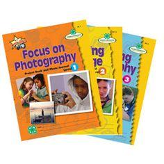 4-H Photo Curriculum books -- Set of 3