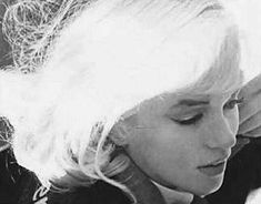 "Marilyn Monroe, ""The Misfits"", 1961."