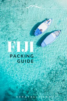 This packing guide written by a resident gives you all the info you need on what to pack for your Fi Travel To Fiji, Beach Travel, Packing List For Travel, Packing Lists, Traveling Tips, Road Trip, Destinations, Wanderlust, South America Travel