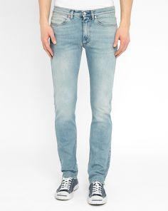 Max Clean Vintage Jeans - ACNE STUDIOS - Slim Jeans ACNE STUDIOS for men,  All
