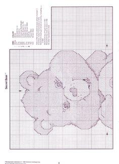 Care Bears - Secret Bear 1 of 2