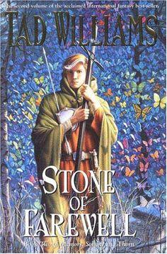 Simon Snowlock - hero of the Memory, Sorrow and Thorn trilogy.