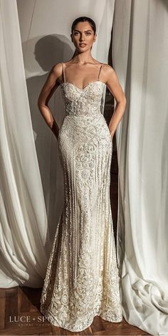 Embellished Gown, Queen, Dream Dress, Bridal Collection, Bridal Style, Wedding Gowns, Bridal Gowns, Marie, Ball Gowns