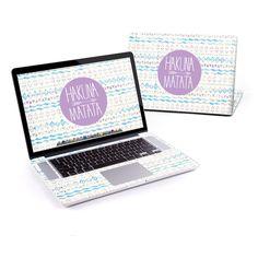 MacBook Pro Retina 13in Skin - Hakuna Matata by Brooke Boothe | DecalGirl
