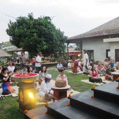 Bagus Jati Spa & #Yoga Retreat #Indonesia