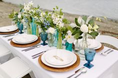 Beachy, bohemian, teal/green, classic wedding inspiration from the Puget Sound Seattle area.   Design/Coordination | @pacific_engagements Photography | @courtneybowlden Venue | @theedgewaterhouse Floral | @fromthegroundupfloral Stationery | @phenixpaperco Cake | @blueboxbakery_ Gown | @frenchknotcouture Groom Attire | @menswearhouse HMUA | @pacificartistry Decor/Rentals | @fanciful_rentals, @potterybarn_bellevue, @cortpartyrental, @gatherdesigncompany Jewelry | @josephjewelry Models…