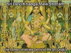 Sri Devi Khadgamala Mantra
