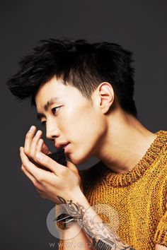 Jay Park - GQ Magazine April Issue '12