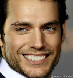 Love his eyes, his smile, lips, teeth, nose, eyebrows, hair  what is there not to like about this man!!  He's perfection!