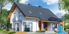 Design Case, Home Fashion, Bungalow, House Design, Cabin, House Styles, Outdoor Decor, Dreams, Home Decor