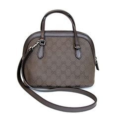 6b2fb5781240 Gucci Gg Convertible Crossbody Mini Dome Purse Gucci Handbags, Luxury  Handbags, Designer Handbags,