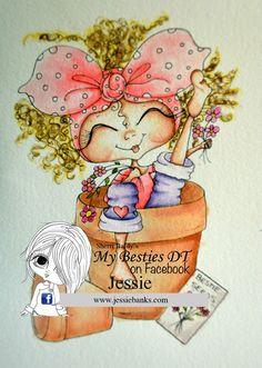 img758 My Besties Fancy Pants digi stamp - My Besties Shop