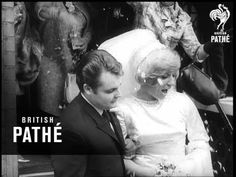 No title - Songwriters Tony Hatch and Jackie Trent get married. Recent News, News Stories, Rolls Royce, Pop Music, Got Married, March, Singer, Couple Photos, Film