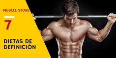 7 dietas de definición