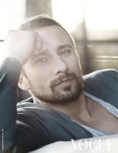 Matthias Schoenaerts. Click on the image to see the preview.
