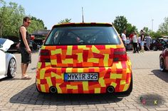 VW Treffen KiBo 2015 – Der Low Sunday des VW Club Kaiserslautern kult