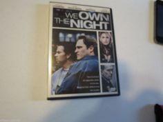 We Own The Night DVD/Movie Joaquin Mark Wahlberg Eva Mendes Robert Duvall