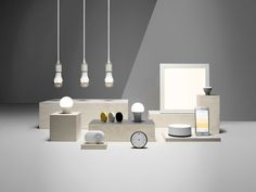 IKEA launches its own lowcost smart lighting range is part of Smart Home lighting - For many people, their first foray into the world of home automation begins with lighting There's a good reason for this smart bulbs easily fit into existing Kit Homes, Industrial Chic, Industrial Design, Ikea Presents, Smart Lighting System, Smart Lights, Philips Hue, Apple Homekit, Decoration Home