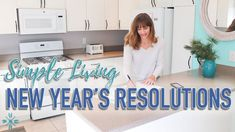 Simple Living New Year's Resolutions - No Spend January - Intentional Li...