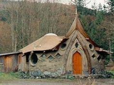 a hobbit chapel?