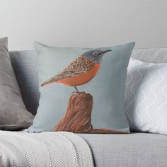 is an independent artist creating amazing designs for great products such as t-shirts, stickers, posters, and phone cases. Black And White Birds, Black And White Painting, White Art, Lilac Breasted Roller, Bee Eater, Kingfisher, Bird Watching, Love Birds, Interior Decorating