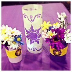 Rapunzel/ Tangled/ Princess Birthday Party Ideas | Photo 11 of 23