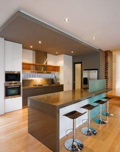 39 big kitchen interior design ideas for a unique kitchen a