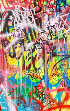 There aren't many graffiti artists who managed to gain great popularity and respect by doing tags and traditional graffiti elements and without transitioning to street art. Mural Wall Art, Graffiti Wall, Street Art Graffiti, Wall Collage, Graffiti Photography, Graffiti Designs, Artist Aesthetic, Art Corner, Art Sketchbook