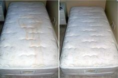 Astuce pour nettoyer votre matelas : Vinaigre et alcool et bicarbonate. by tracy sam Diy Cleaning Products, Cleaning Hacks, Make It Easy, Glass Cooktop, All Purpose Cleaners, Natural Cleaners, Tips & Tricks, Beauty Tricks, Toilet Cleaning