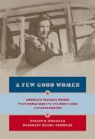 The never-before-told story of the U.S. women's military corps: the women who fought for the right to defend their country by serving in our armed forces with full military rand and benefits-- a fight fight that continues today for American military women who want to serve in combat support. - See more at: http://www.buffalolib.org/vufind/Record/1785456#sthash.7div5SF5.dpuf