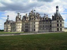 Chambord-wide-2004 - French Renaissance architecture - Wikipedia, the free encyclopedia