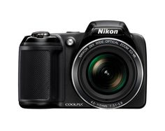 Nikon COOLPIX L340 Digital Camera (Black) #Nikon