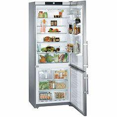 "CS1640 Liebherr 30"" Freestanding Cabinet-Depth Refrigerator Freezer with Icemaker - Right Hinge - Stainless Steel"